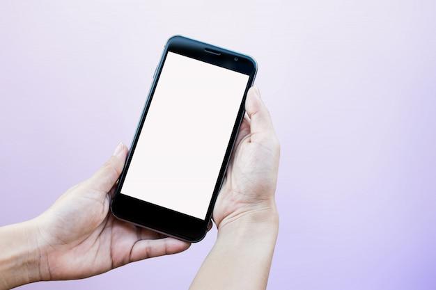 現代装置、デジタルコンピューターおよび携帯電話を使用して働くビジネス