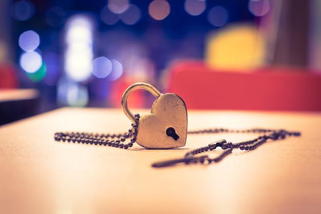 バレンタインデーヴィンテージの心