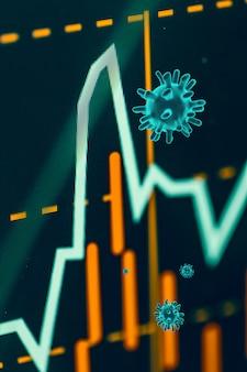 コロナウイルスは世界の証券取引所を沈めます