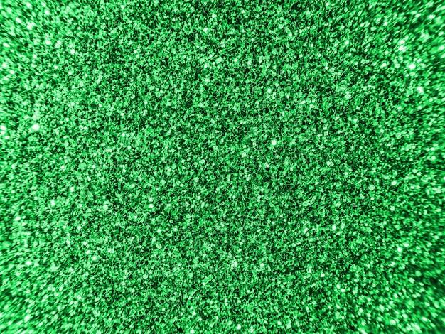 Фоновая блестка. зеленый фон