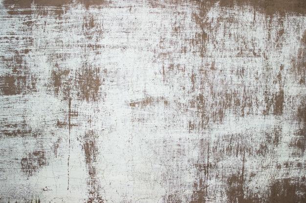 ひびの入ったコンクリートビンテージ壁の背景