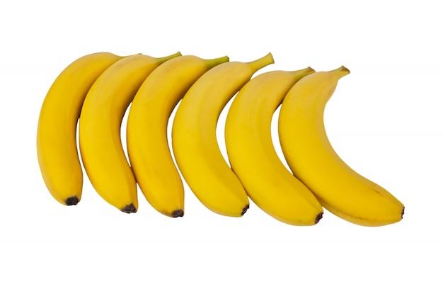 Свежий банан изолирован