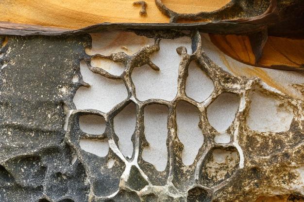 砂岩構造の背景
