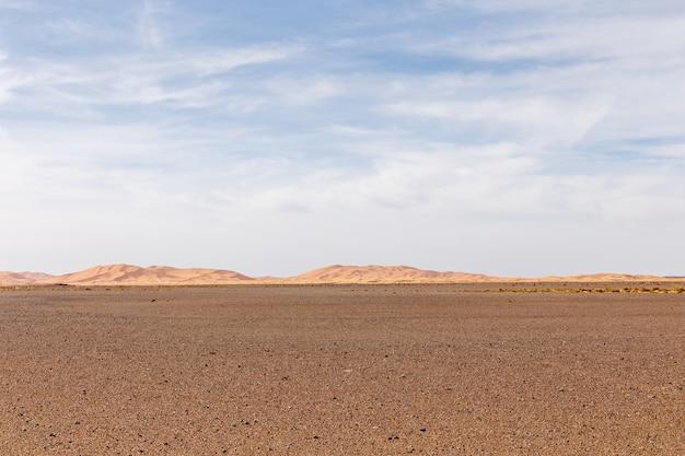 サハラ砂漠モロッコ