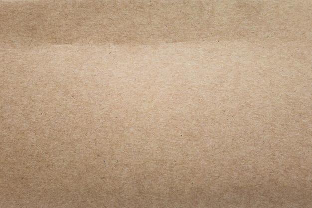 段ボールのテクスチャ背景。古紙の表面。カートン素材。