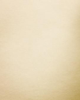 古い紙のテクスチャ背景。ベージュ色。