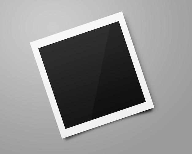 空のカメラフィルムフォトフレーム