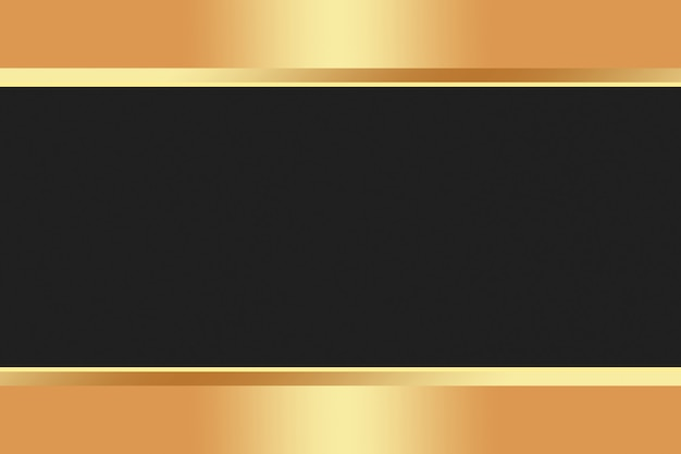 黄金と黒の背景