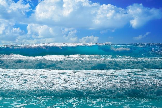 Канкун форум пляж плайя гавиота азул