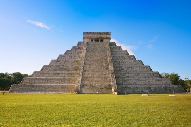 Храм чичен-ица-эль-темпло кукулькан