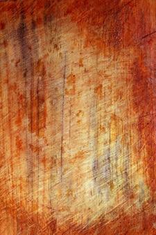 高齢者グランジ実在する木製の背景