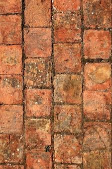 レンガ粘土土舗装配置伝統的なスペイン