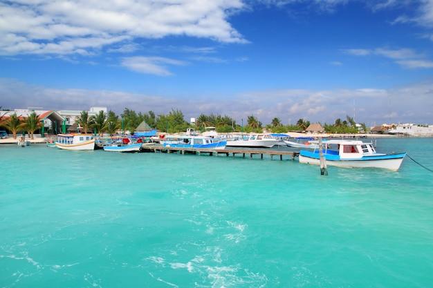 Пуэрто хуарес канкун кинтана роо тропические лодки