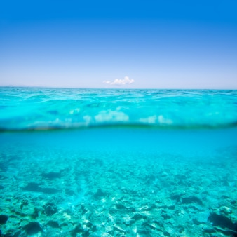 Белеарские острова бирюзовое море в нашей ватерлинии