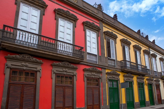 ラスパルマスデグランカナリアベゲタの家