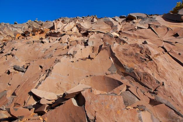 Каменные горные скалы текстуры в ла пальма