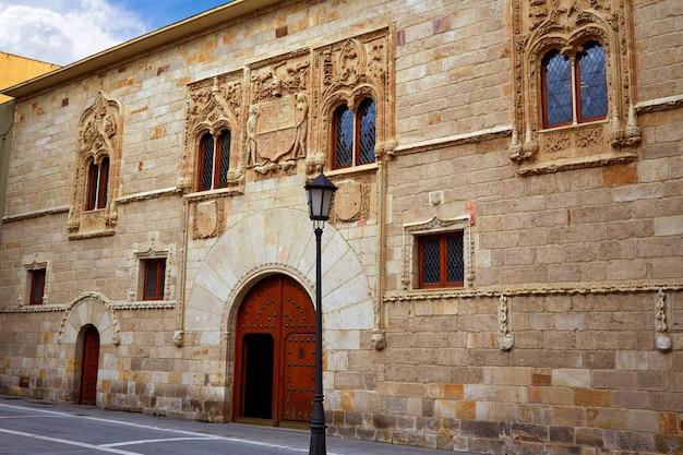 サモラ・ゾリラ広場モモス宮殿スペイン