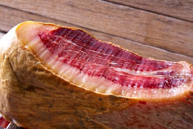 スペイン産イベリア産ハムパタネグラ