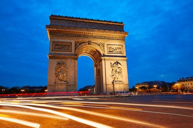 パリの凱旋門凱旋門