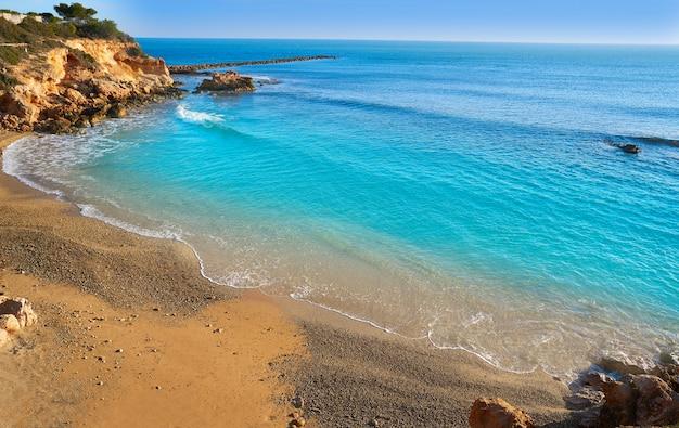 エルペレロビーチのカララブエナビーチ