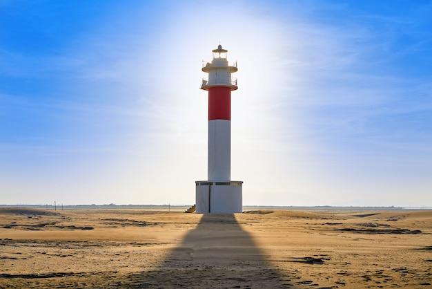 デルタデルエブロ灯台プンタデルファンガール