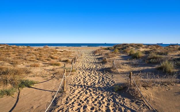 Серрадаль пляж в грао де кастельон испания