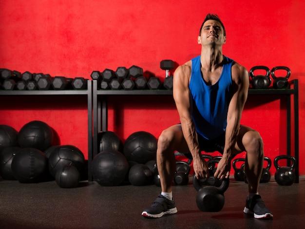 Гимнастика тренировка человека в тренажерном зале