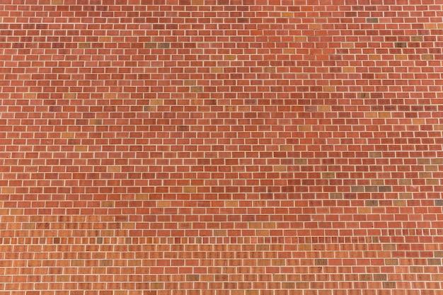 ニューヨークブリックウォールレンガの壁の赤のテクスチャ背景