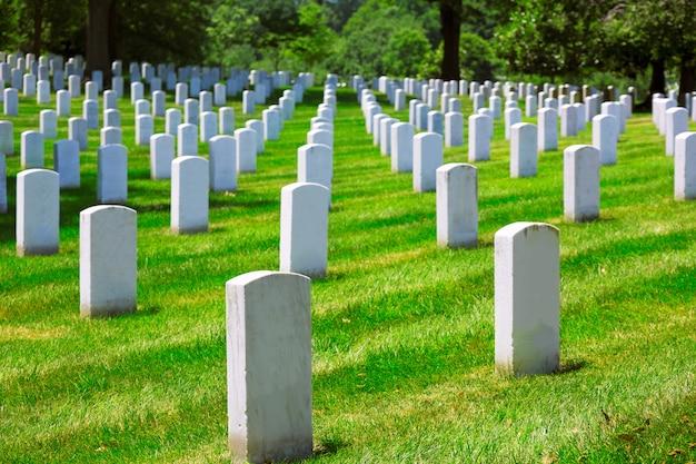 Арлингтонское национальное кладбище в штате вашингтон, округ колумбия