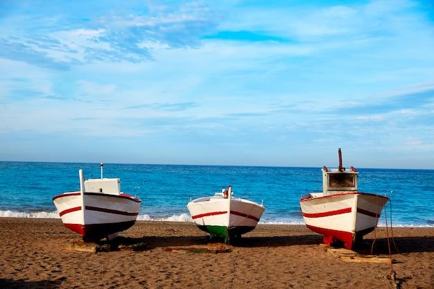 アルメリアカボデガータサンミゲルビーチボート