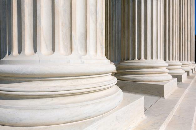 アメリカ合衆国最高裁判所、列、行
