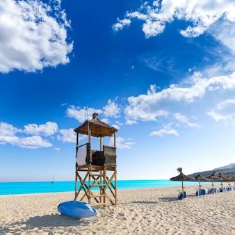 マヨルカ島バレアレスのマヨルカ島カラメスキダビーチ