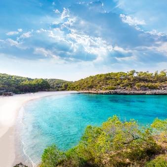 Майорка пляж самарадор амарадор в мондраго