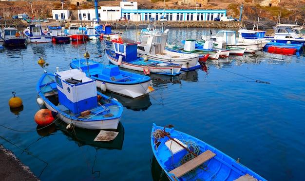 エルコティージョ港フェルテベントゥラ島カナリア諸島