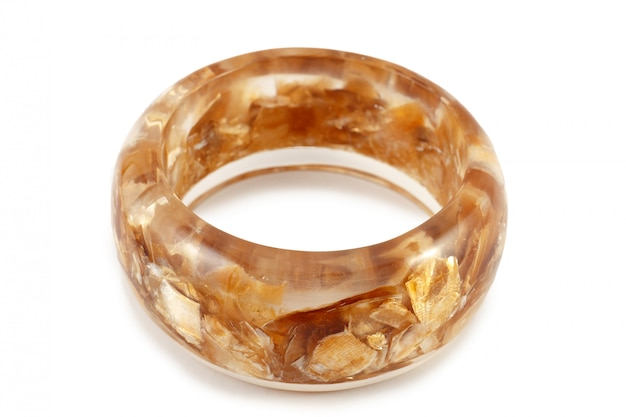 Балтийский янтарный браслет