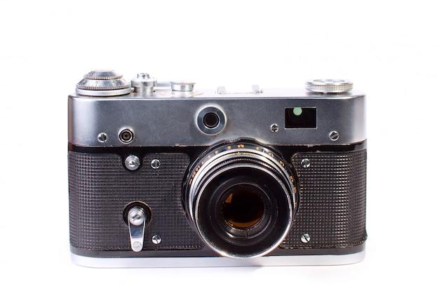 古い写真カメラ