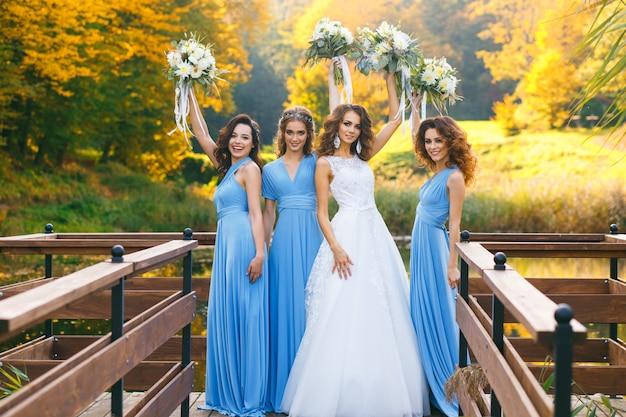 ブライドメイドと花嫁