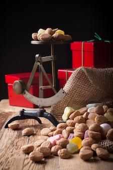 Типичные голландские сладости для синтерклаас