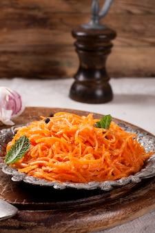 Острый салат в азиатском стиле