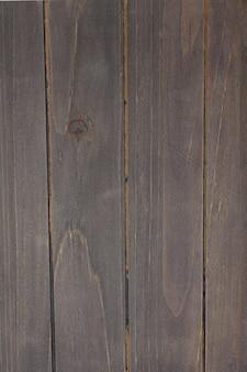 垂直テクスチャ背景の古い木製の板