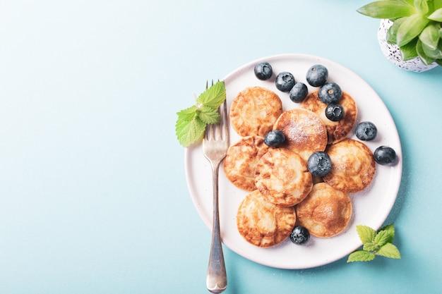 オランダのミニパンケーキ