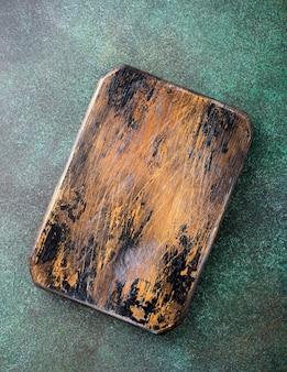 Зеленый бетонный камень фон