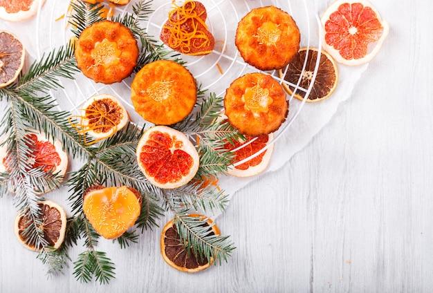 Кексы кексы апельсиновая выпечка