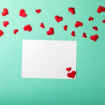 愛の手紙。休日の日バレンタイン、誕生日、ギフト。