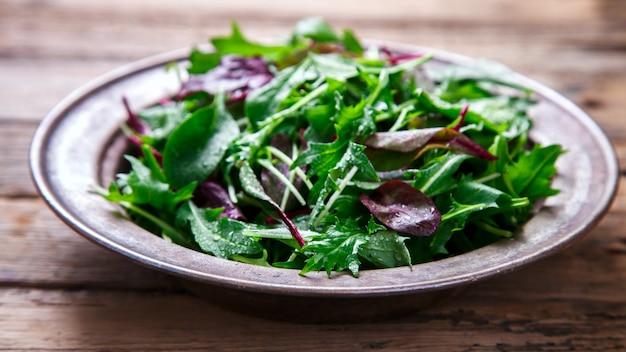 フレッシュグリーンミックスサラダ