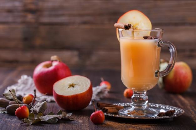 アップルサイダードリンク、ジュース