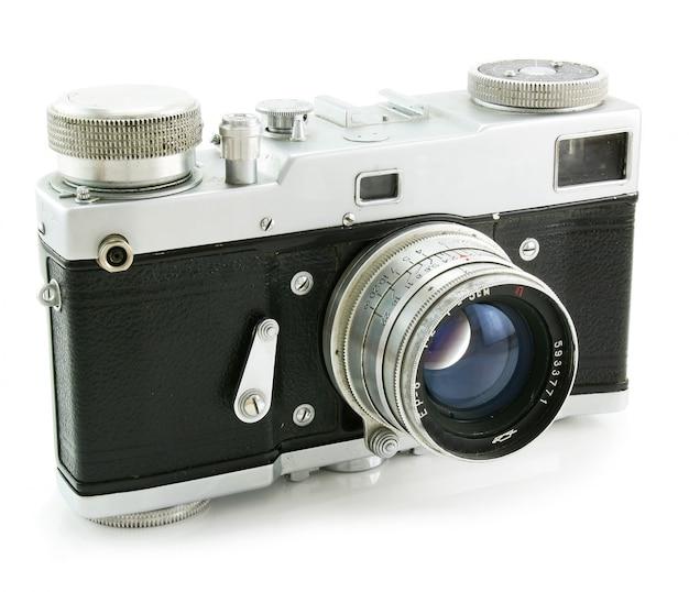 旧フィルムフォトカメラ