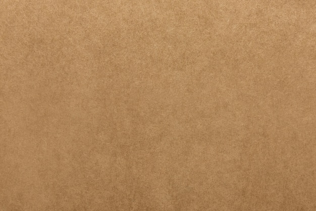 ライトブラウンクラフト紙の質感の背景