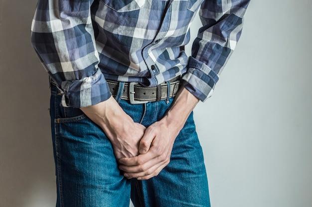 前立腺の炎症