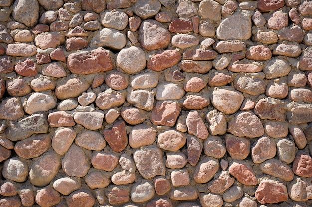 石の壁のテクスチャ